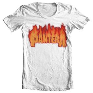 تی شرت پنترا طرح pantera fire