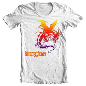 تی شرت ایمجین دراگونز