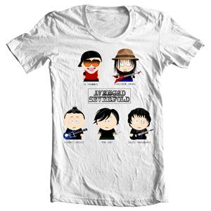 تی شرت اونجد سون فولد