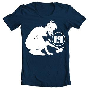 تی شرت لینکین پارک linkin park logo