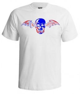 تی شرت اونجد سون فولد skull