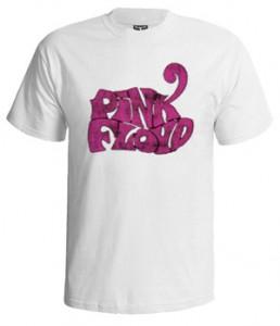 تی شرت های پینک فلوید pink logo