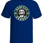 تی شرت نیروانا طرح seattle