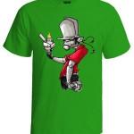 خرید تی شرت گرافیتی طرح simper boy