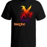 فروش تی شرت imagine dragons