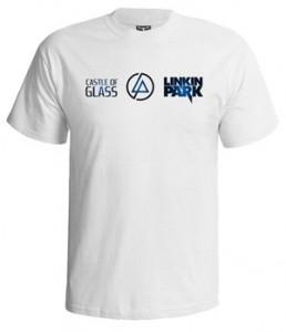 تی شرت های لینکین پارک castle of glass