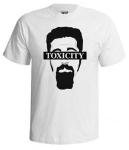 تی شرت سیستم او ا داون طرح omppu