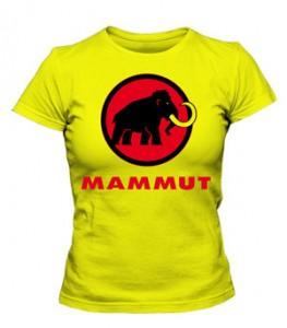 تی شرت دخترانه جدید طرح mammut