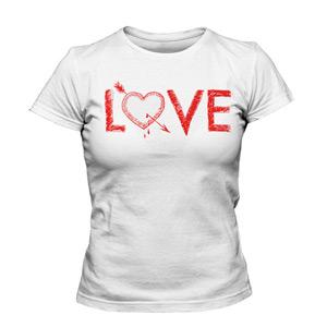 تی شرت دخترانه جدید love netflix