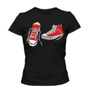 تی شرت دخترانه جدید all star