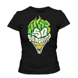 تی شرت زنانه جدید so serious