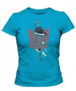 تی شرت دخترانه جدید sparrow
