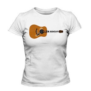 تی شرت زنانه جدید the glen