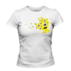 تی شرت زنانه اسپرت kickaus