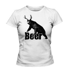 تی شرت زنانه جدید funny bear