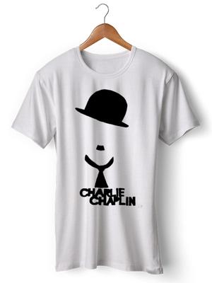 تی شرت چارلی چاپلین