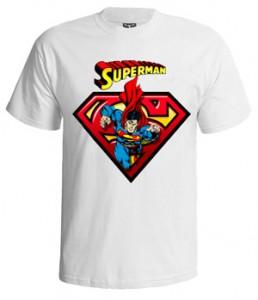 خرید تی شرت سوپرمن طرح logo