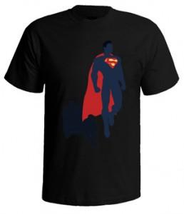 تی شرت سوپرمن طرح superman logo