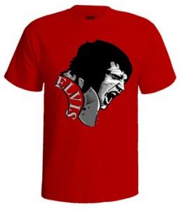 تی شرت الویس پریسلی