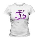 خرید تی شرت دخترانه طرح نام نرگس