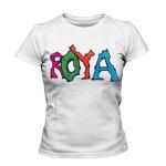 تی شرت زنانه نام رویا