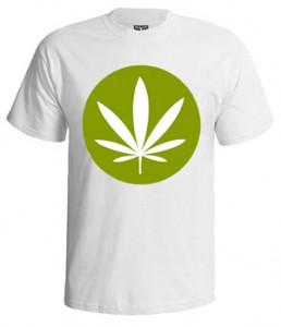 تی شرت weed طرح weed leaf