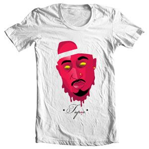 خرید تیشرت tupac