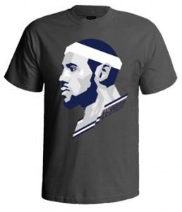تی شرت لبران جیمز