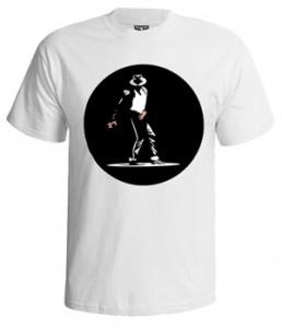 تی شرت با عکس مایکل جکسون smooth