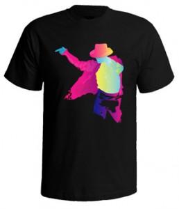 تی شرت مایکل جکسون