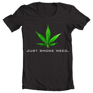 خرید تی شرت weed