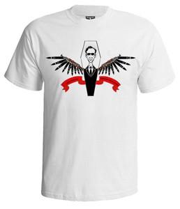 تی شرت نیکلاس کیج