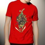 خرید تی شرت ninja turtles