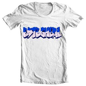 تی شرت گرافیتی استقلال