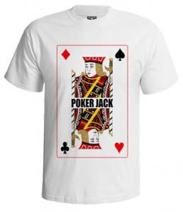 تی شرت طرح jack