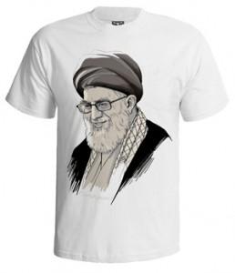 تی شرت رهبر