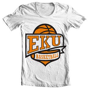 تی شرت بسکتبالی eku basketball