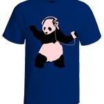 تی شرت دنس طرح banksy panda