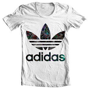 تی شرت مردانه adidas