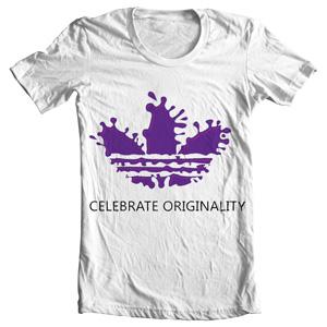 تی شرت آدیداس جدید orginal logo