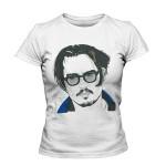 تی شرت johnny depp