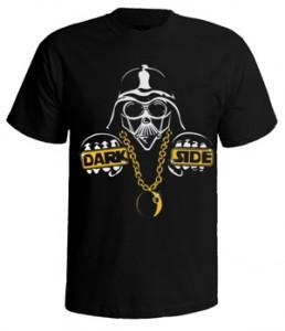 تی شرت هیپ هاپ طرح dark side