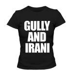 تی شرت gully and irani