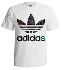 تی شرت adidas طرح art