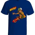 تی شرت هیپ هاپ طرح girls dance cartoon street