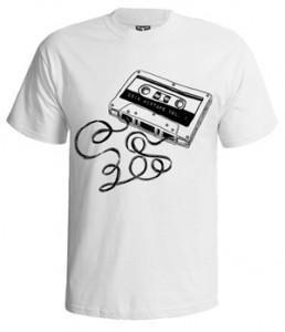 تی شرت هیپ هاپ طرح mixtape