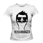 تی شرت شخصیت طرح heisenberg