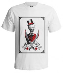 تی شرت سرگرمی طرح joker