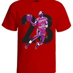 تی شرت michael jordan