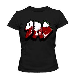 تی شرت زنانه یاس